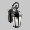 Kichler Courtyard 1 Light Wall Lantern