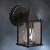Kichler New Street 1 Light Wall Lantern