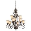Kichler Sarabella 9 Light Chandelier