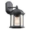 Kichler New Street USA 1 Light Wall Lantern
