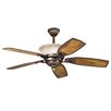"Kichler 52"" Golden Iridescence 5 Blade Ceiling Fan"