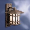 Kichler Cross Creek 1 Light Wall Lantern