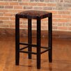 "William Sheppee Studio 30"" Bar Stool with Cushion"