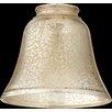 "Quorum 2.25"" Glass Bell Pendant Shade"