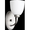 Quorum Reyes 1 Light Wall Sconce