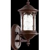 Quorum Riviera 1 Light Wall Lantern