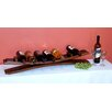 2 Day Designs, Inc 7 Bottle Tabletop Wine Rack