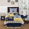 Sweet Jojo Designs Robot Bedding Collection