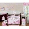 Sweet Jojo Designs Ballerina 9 Piece Crib Bedding Set