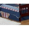 Sweet Jojo Designs Nautical Nights Toddler Bed Skirt