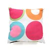 Sweet Jojo Designs Deco Dot Throw Pillow