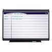 Quartet® Horizontal Format Planning System Magnetic Wall Mounted Whiteboard