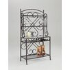 Chintaly Imports Lily Storage Baker's Rack