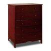 AFG Furniture Molly 6 Drawer Dresser