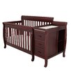 AFG Furniture Kimberly 3-in-1 Convertible Crib