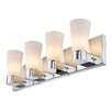Golden Lighting Cono 4 Light Vanity Light