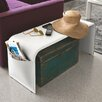 Calligaris Shape Bench and Ottoman
