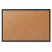 Acco Brands, Inc. Quartet® Cork Wall Mounted Bulletin Board