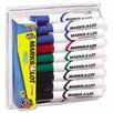 Avery Consumer Products Marks-A-Lot Desk Style Dry Erase Markers, Chisel Tip, 24/Pack