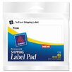 Avery Consumer Products Label Pads, 40/Pack (Set of 2)