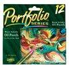 Crayola LLC Portfolio Series Water Soluble Oil Pastels