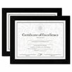 DAX® Document/Certificate Wood Frames (Set of 2)