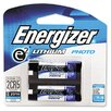 Energizer® e² Lithium Photo Battery, 2CR5, 6V