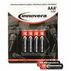 Innovera® Alkaline Battery, 8/Pack (Set of 3)