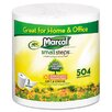 Marcal Paper Mills, Inc. Small Steps 100% Premium Recycled 2-Ply Toilet Paper - 504 Sheets per Roll / 80 Rolls