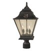 Craftmade Chaparral 3 Light Lantern Head
