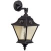 Craftmade Chaparral 1 Light Wall Lantern