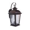 Craftmade Branbury Large 3 Light Wall Lantern