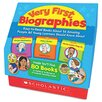 Scholastic Very First Biographies Book