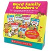 Scholastic Scholastic Word Family Readers Set Book