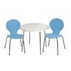Gift Mark Kid's 3 Piece Table and Chair Set