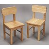Gift Mark Rounded Kid's Chair (Set of 2)