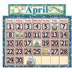 Teacher Created Resources Dm School Days Calendar Bb Set Calendar Accessory