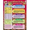Trend Enterprises Nutrition and Diet Chart (Set of 3)