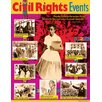 Trend Enterprises Learning Civil Rights Events Chart (Set of 3)
