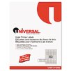 Universal® Inkjet Printer Labels, 80/Sheet, 2000/Pack
