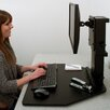 "Victor Technology High Rise 15.5"" H x 28"" W Desk Converter"