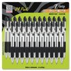 Zebra Pen Corporation Z-Grip Retractable Ballpoint Pens