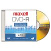 Maxell Corp. Of America Dvd-R Discs, 4.7Gb, 16X, 5/Pack (Set of 2)