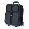 Kensington Overnight Laptop Case, Nylon, 16-1/8w x 10-1/8d x 18-1/2h, Black