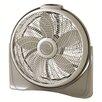 """Lasko 23.5"""" Floor Fan with Remote Control"""