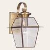 Livex Lighting Westover 1 Light Wall Lantern
