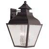 Livex Lighting Vernon 4 Light Wall Lantern