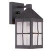 Livex Lighting Brighton 1 Light Wall Lantern
