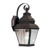 Livex Lighting Exeter 1 Light Wall Lantern