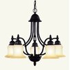 Livex Lighting Belle Meade 5 Light Chandelier